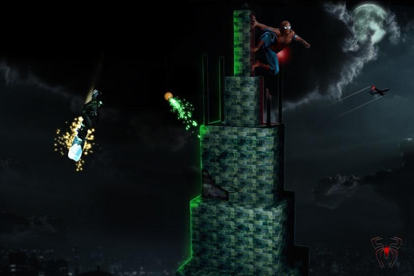 Spiderman 3 1