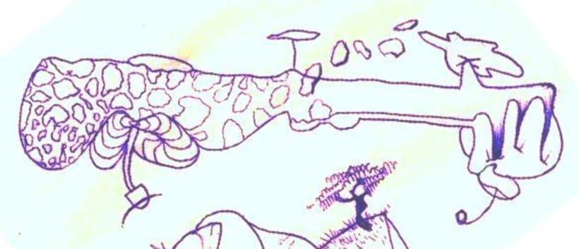 dibujos lapiz/boli 14