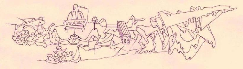 dibujos lapiz/boli 6
