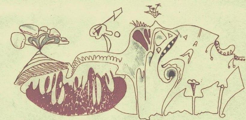 dibujos lapiz/boli 2