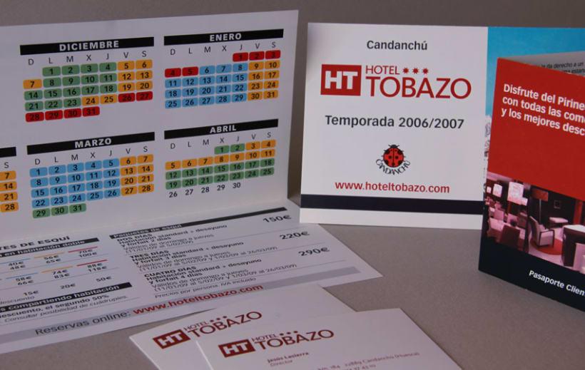 Hotel Tobazo 1