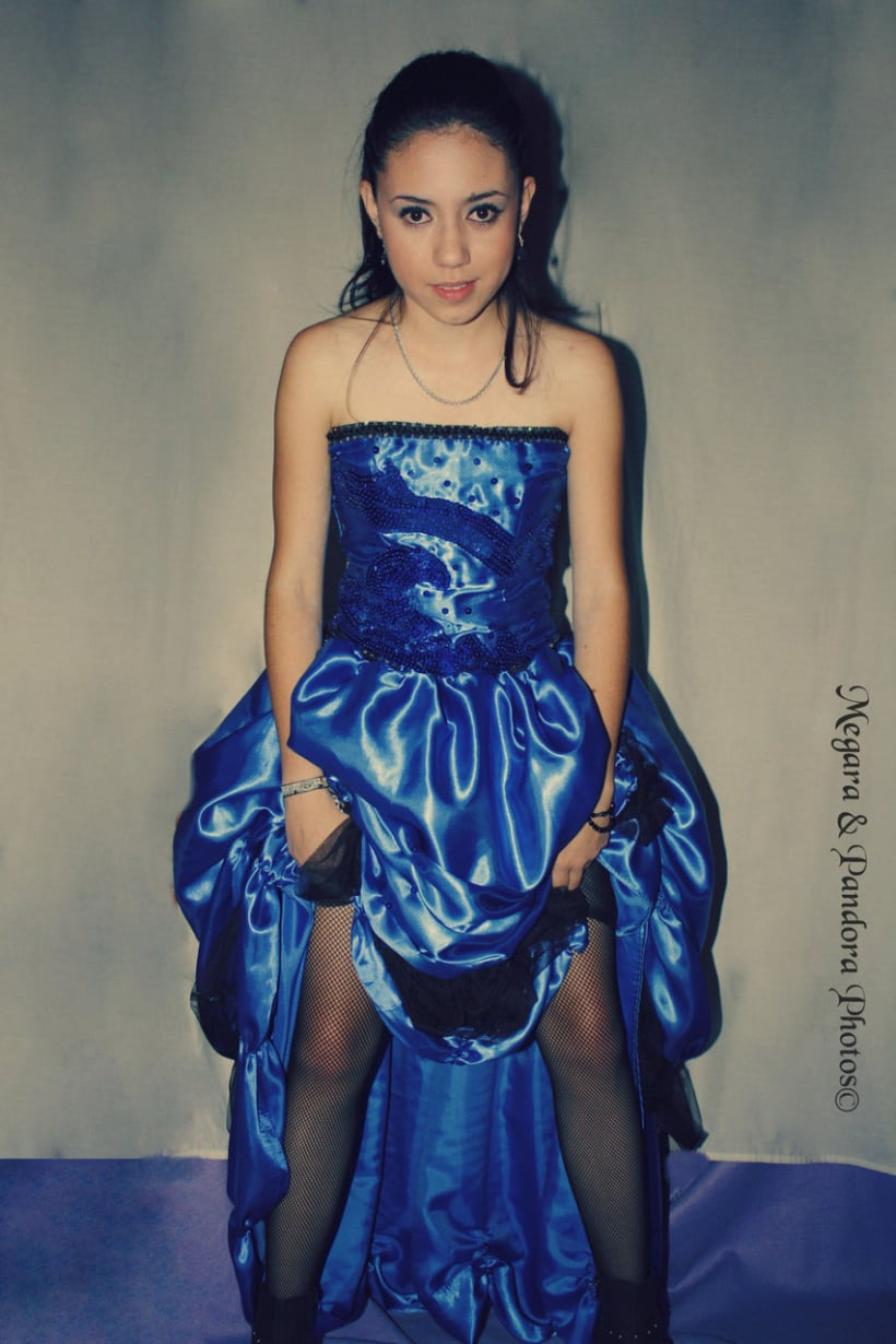 Blue Princess 15