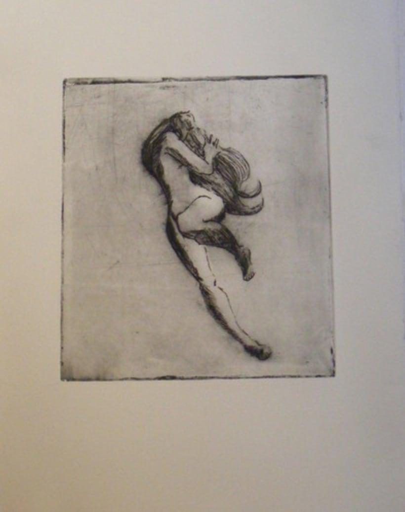 Grabado, Litografía y Serigrafía 4