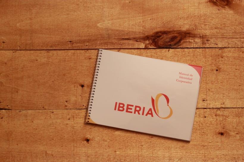 Manual Identidad Corporativa Iberia 2