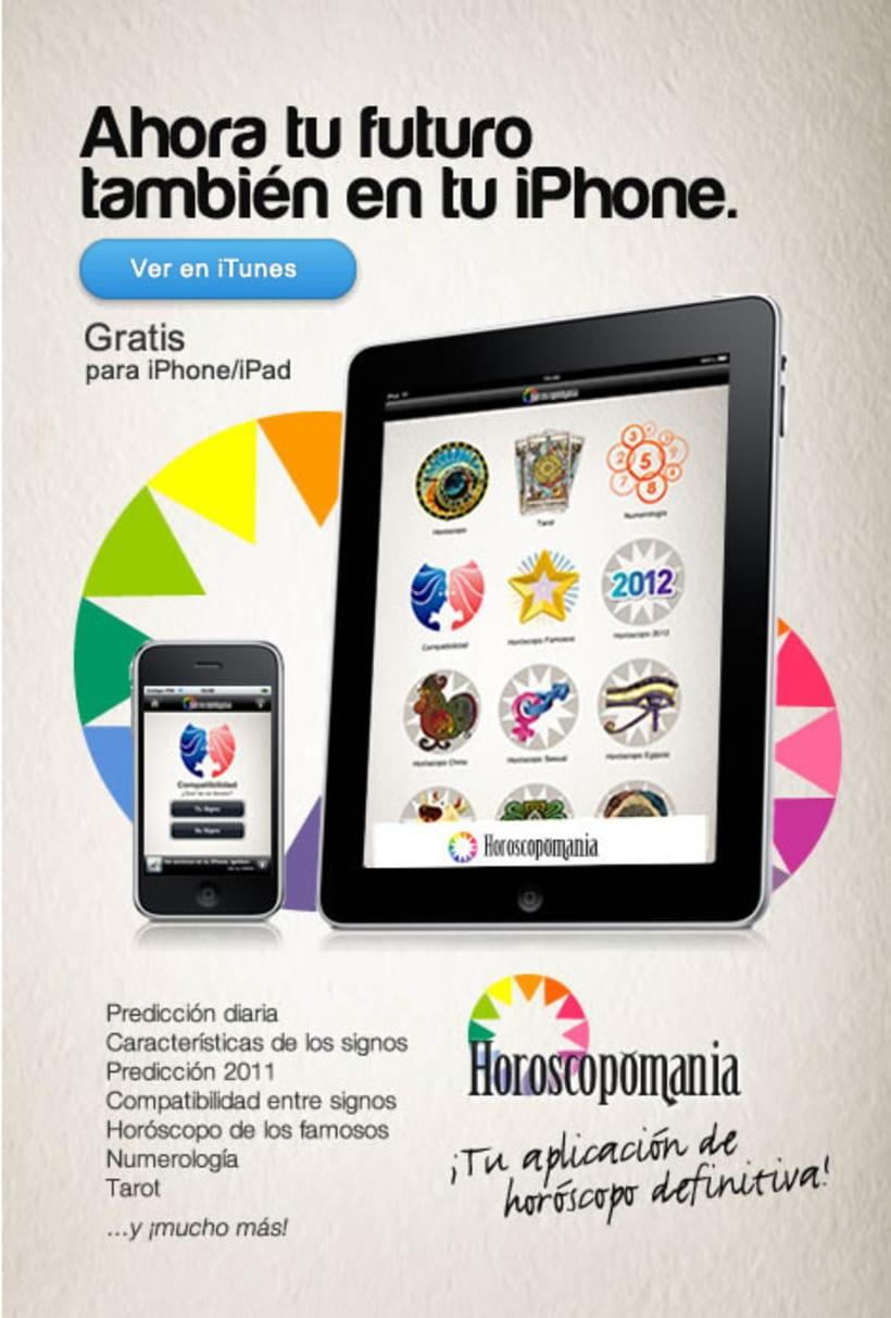 Horoscopomania iPhone App 2
