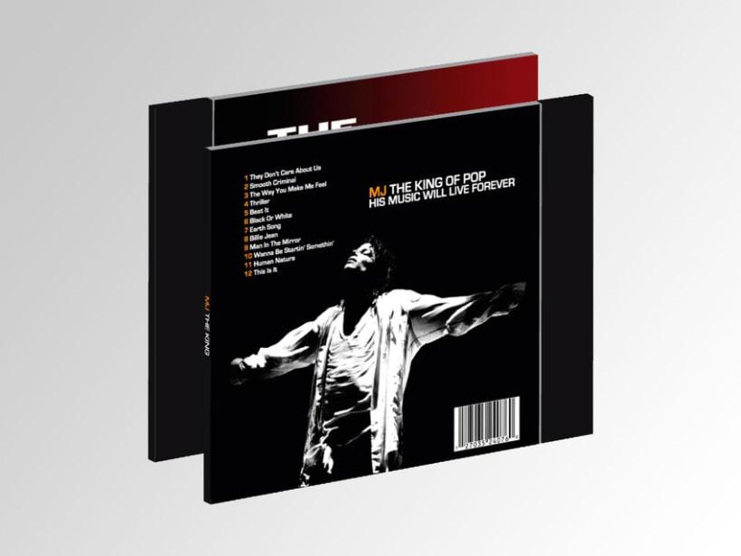 CD Musica MJ 2