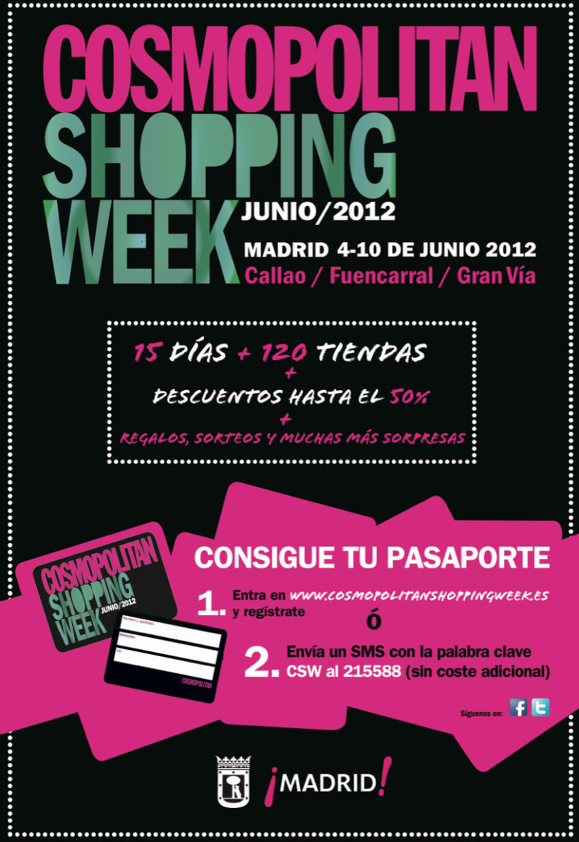 Cosmopolitan Shopping Week 14