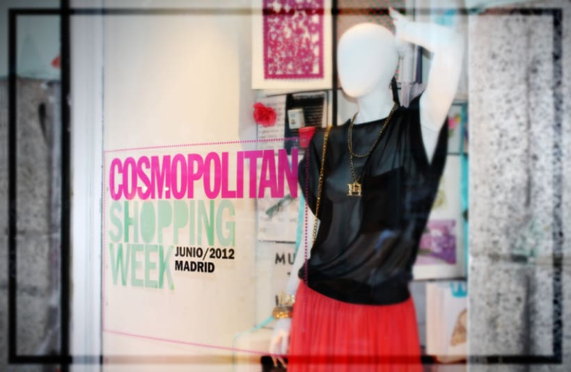 Cosmopolitan Shopping Week 15
