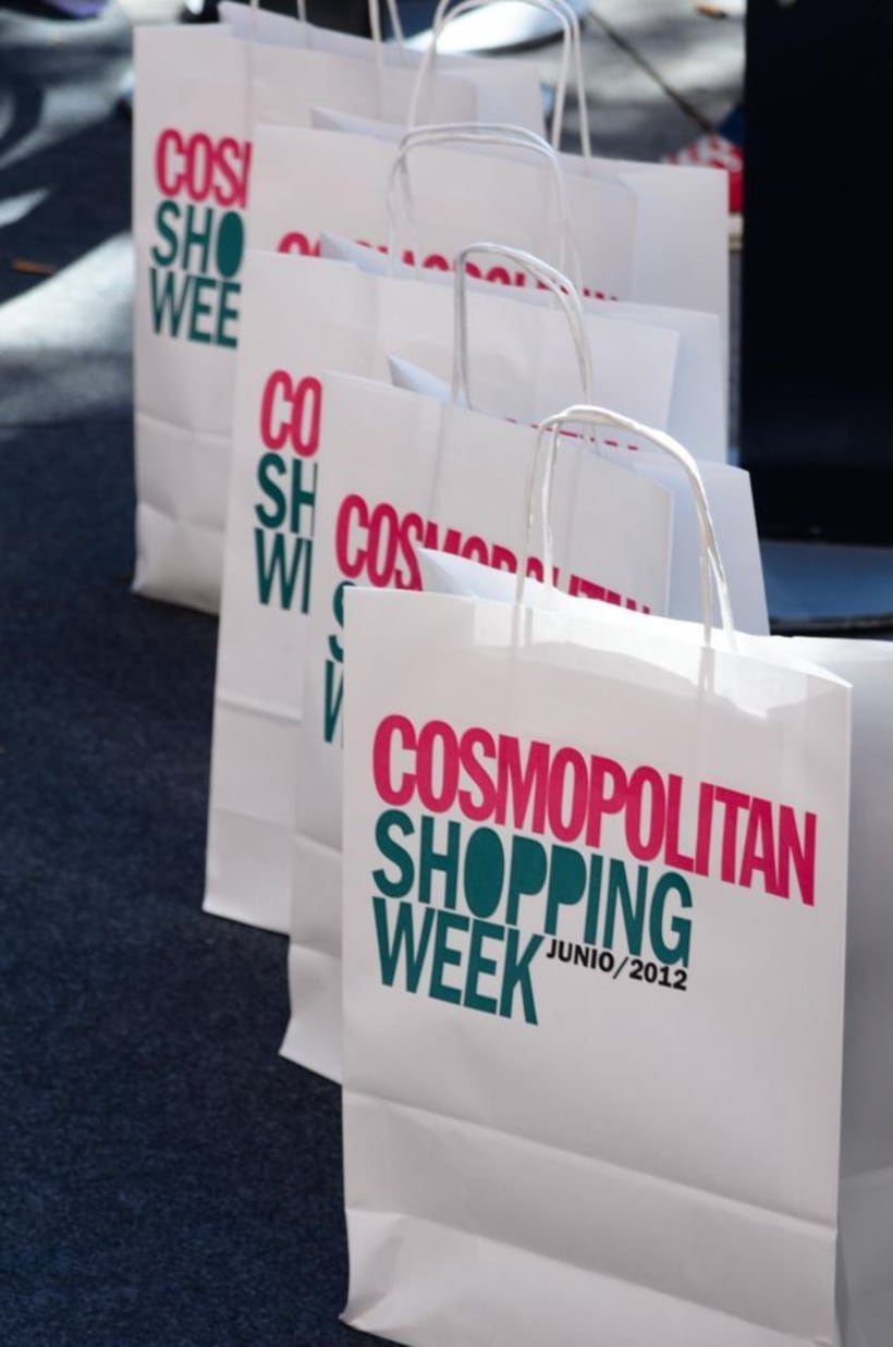 Cosmopolitan Shopping Week 21
