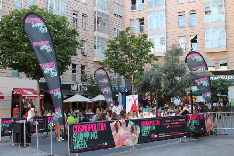 Cosmopolitan Shopping Week 20