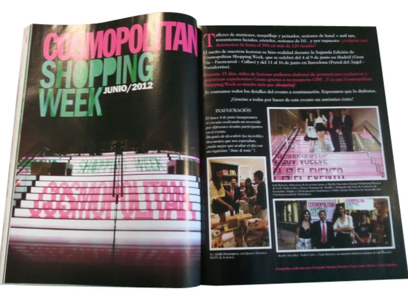 Cosmopolitan Shopping Week 26