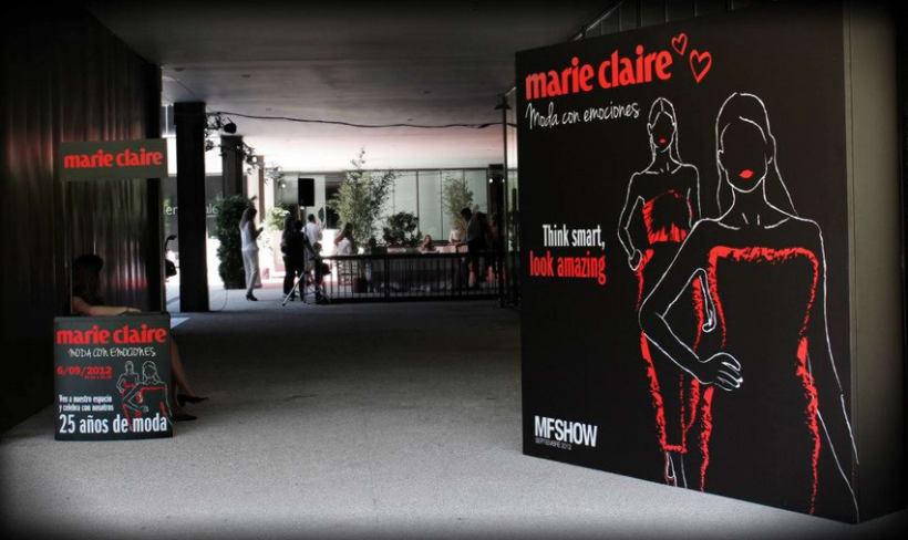 Marie Claire en Madrid Fashion Show 18
