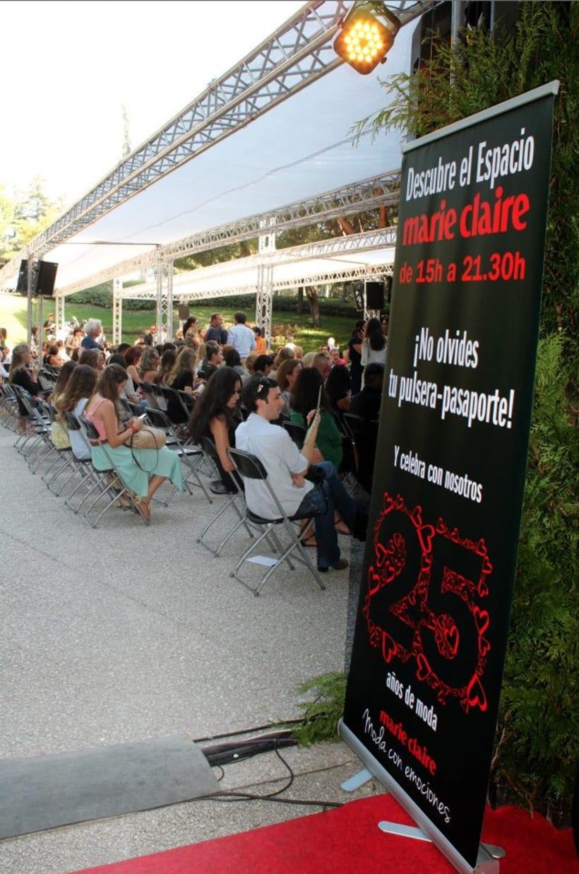 Marie Claire en Madrid Fashion Show 19