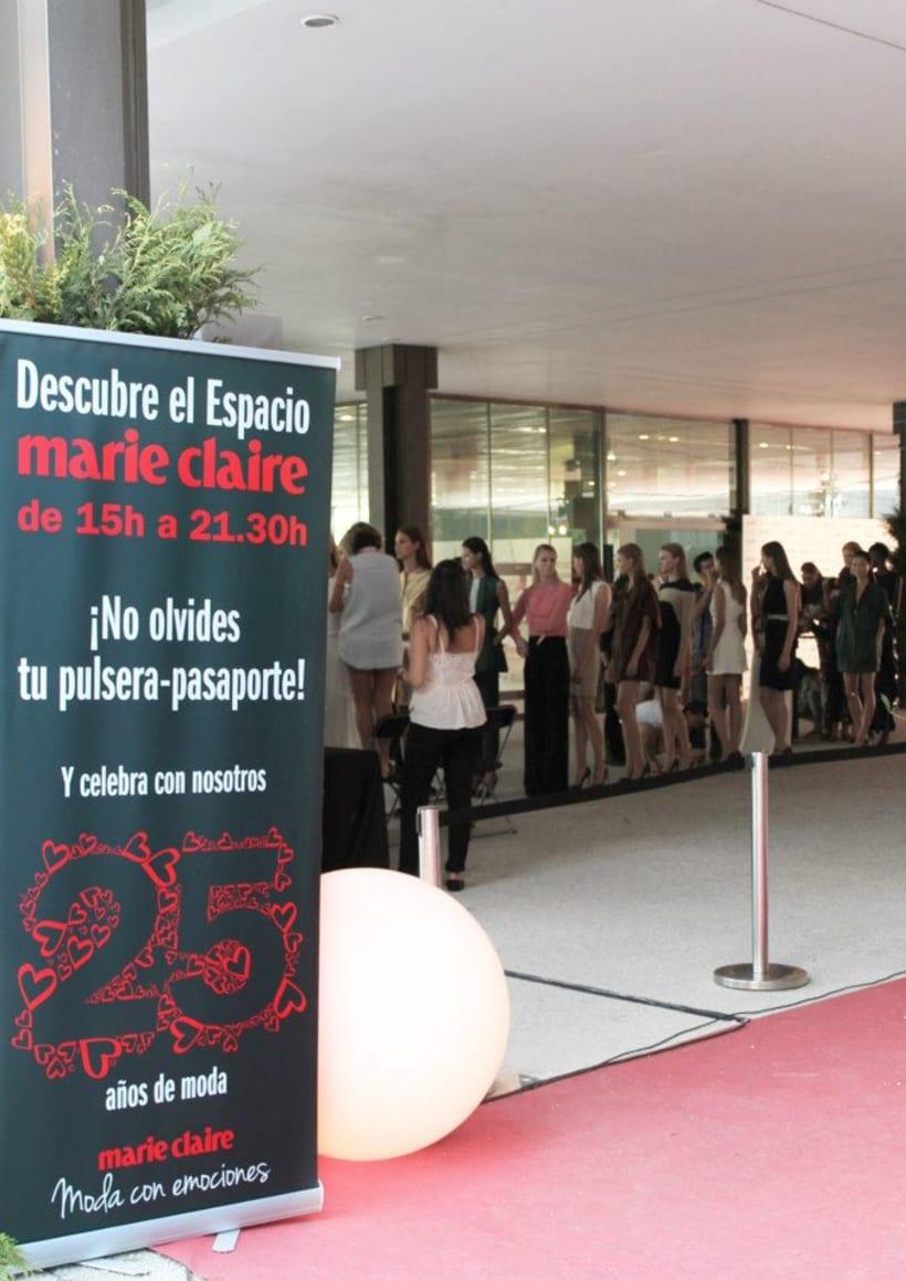 Marie Claire en Madrid Fashion Show 23