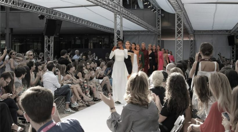 Marie Claire en Madrid Fashion Show 24
