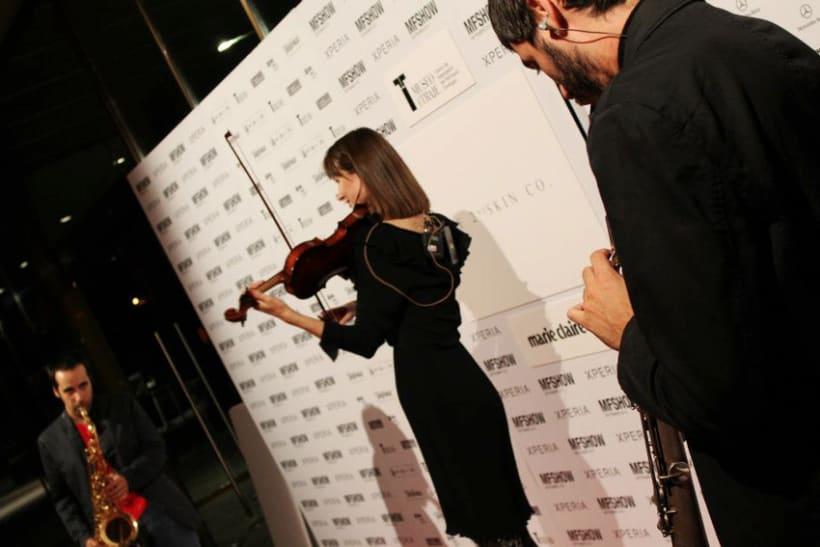 Marie Claire en Madrid Fashion Show 27
