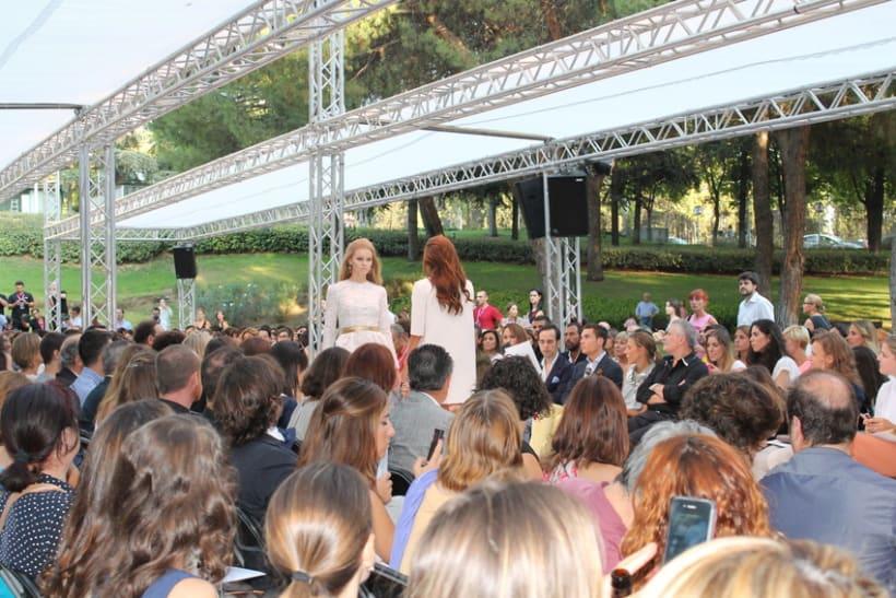 Marie Claire en Madrid Fashion Show 20