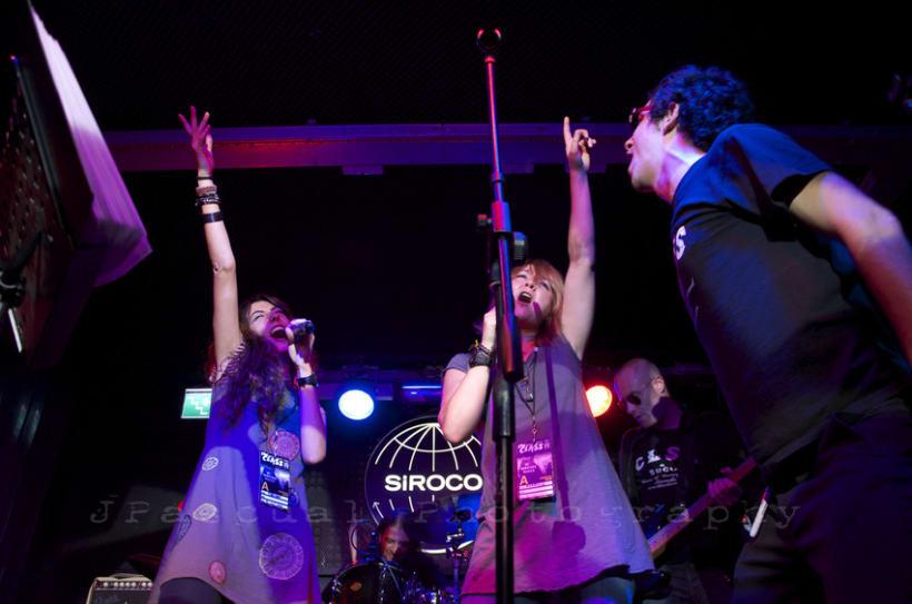 The Class Karaoke Night Live 10/10/2012 1