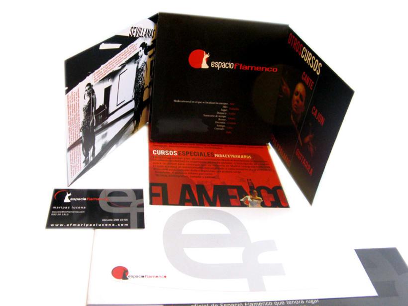 Escuela Tablao Espacio Flamenco 3