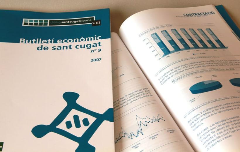 Butlletí econòmic de Sant Cugat 1
