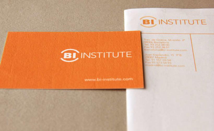 BI Institute 2