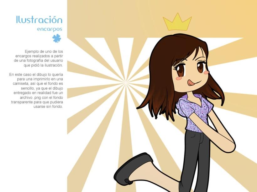 Ilustraciones Pinky 2