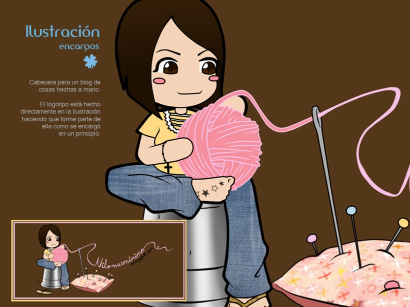 Ilustraciones Pinky 3