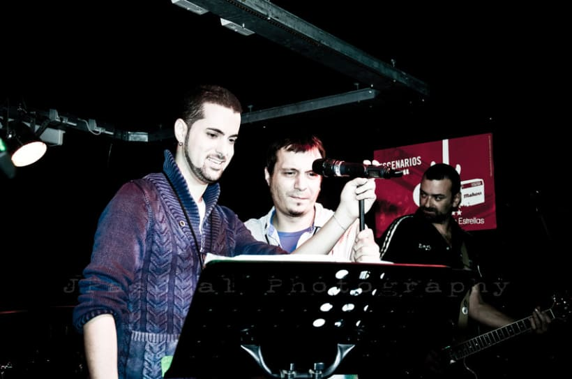 The Class Karaoke Night Live 27/10/2012 17