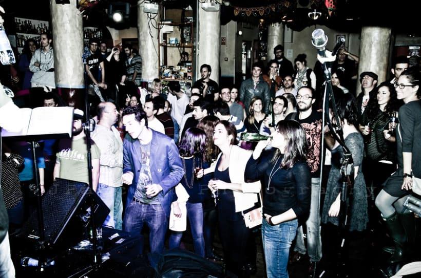 The Class Karaoke Night Live 08/11/2012 40