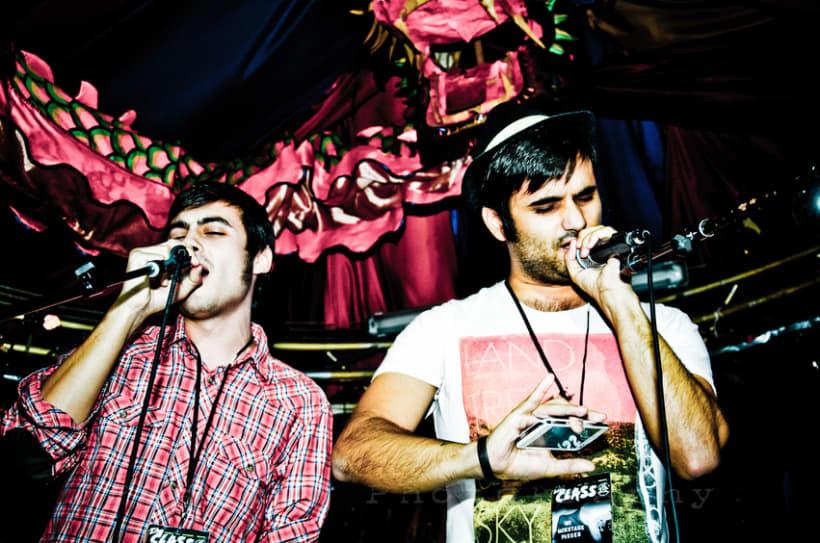 The Class Karaoke Night Live 08/11/2012 30