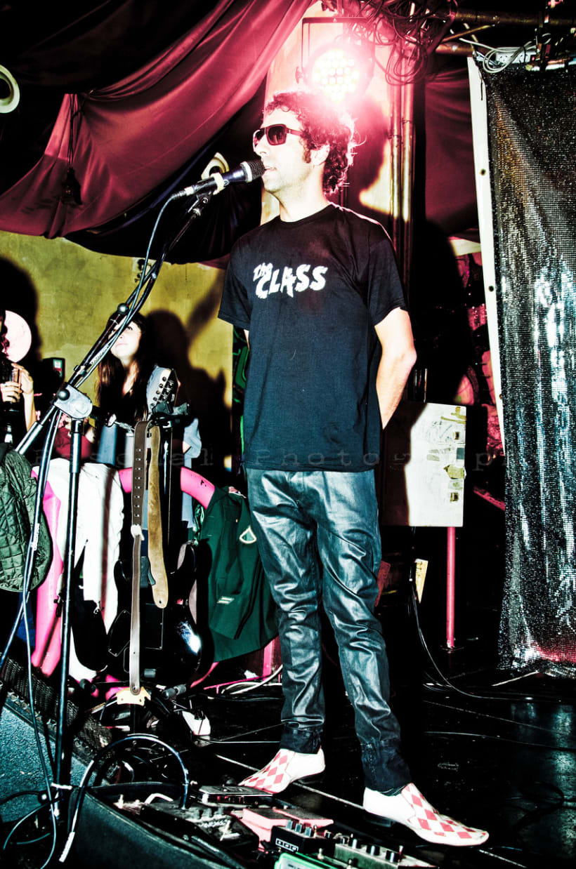 The Class Karaoke Night Live 08/11/2012 29
