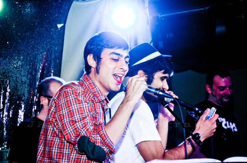 The Class Karaoke Night Live 08/11/2012 28