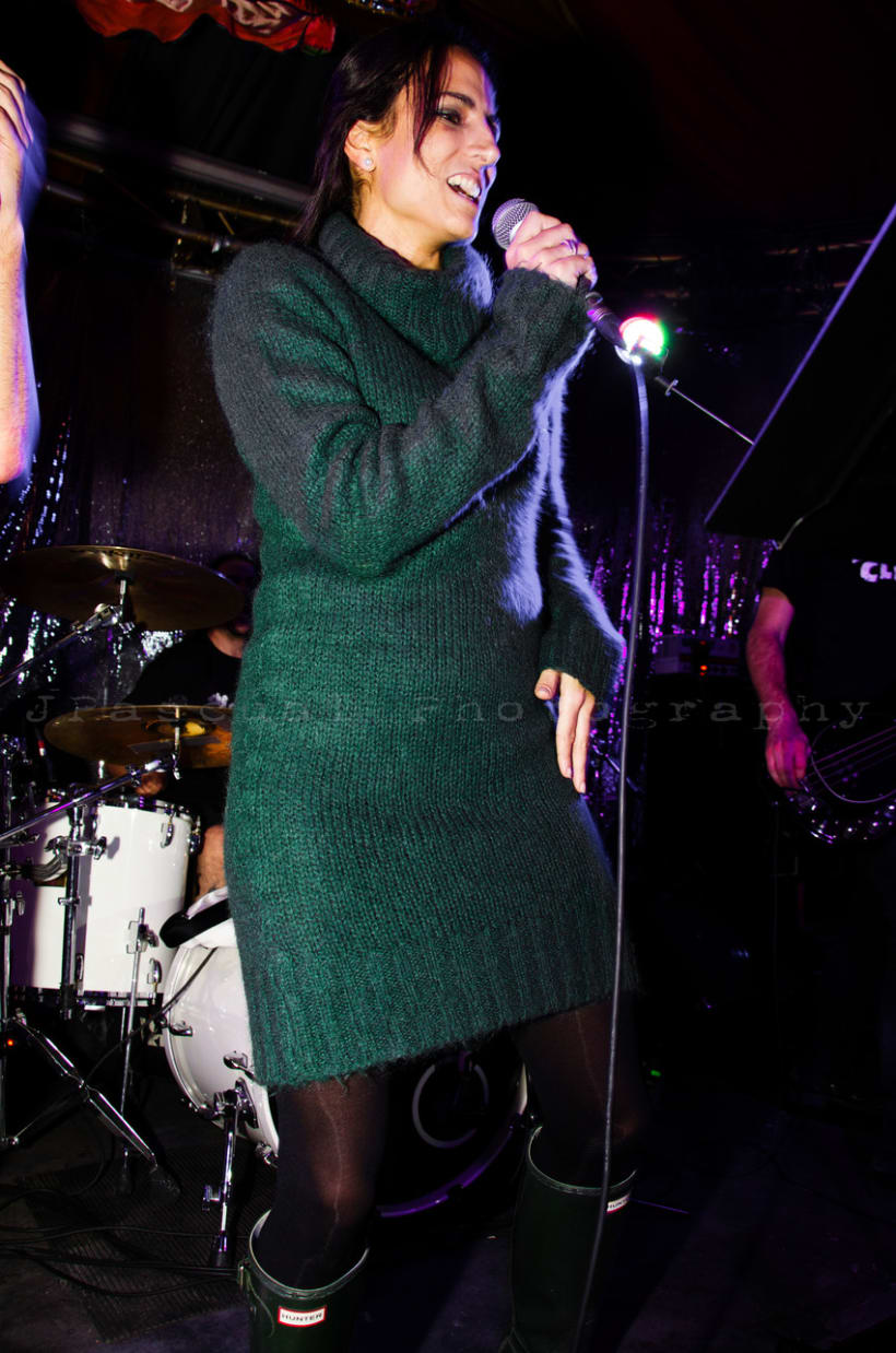 The Class Karaoke Night Live 08/11/2012 18