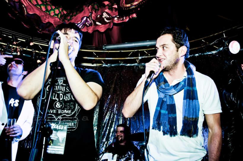 The Class Karaoke Night Live 08/11/2012 10