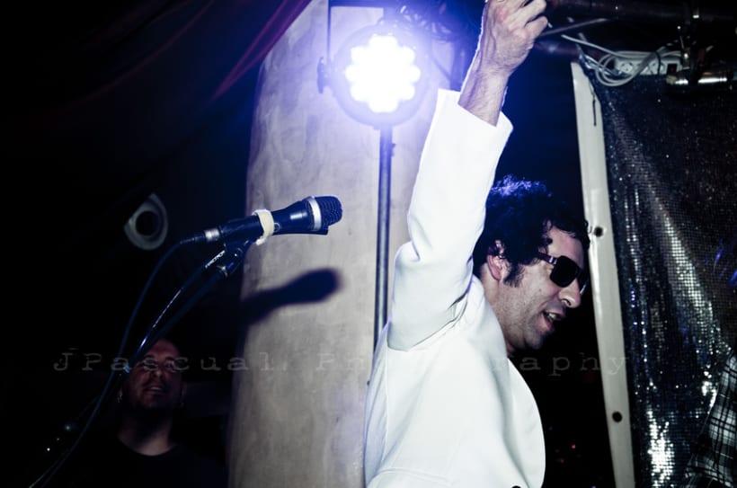 The Class Karaoke Night Live 08/11/2012 9