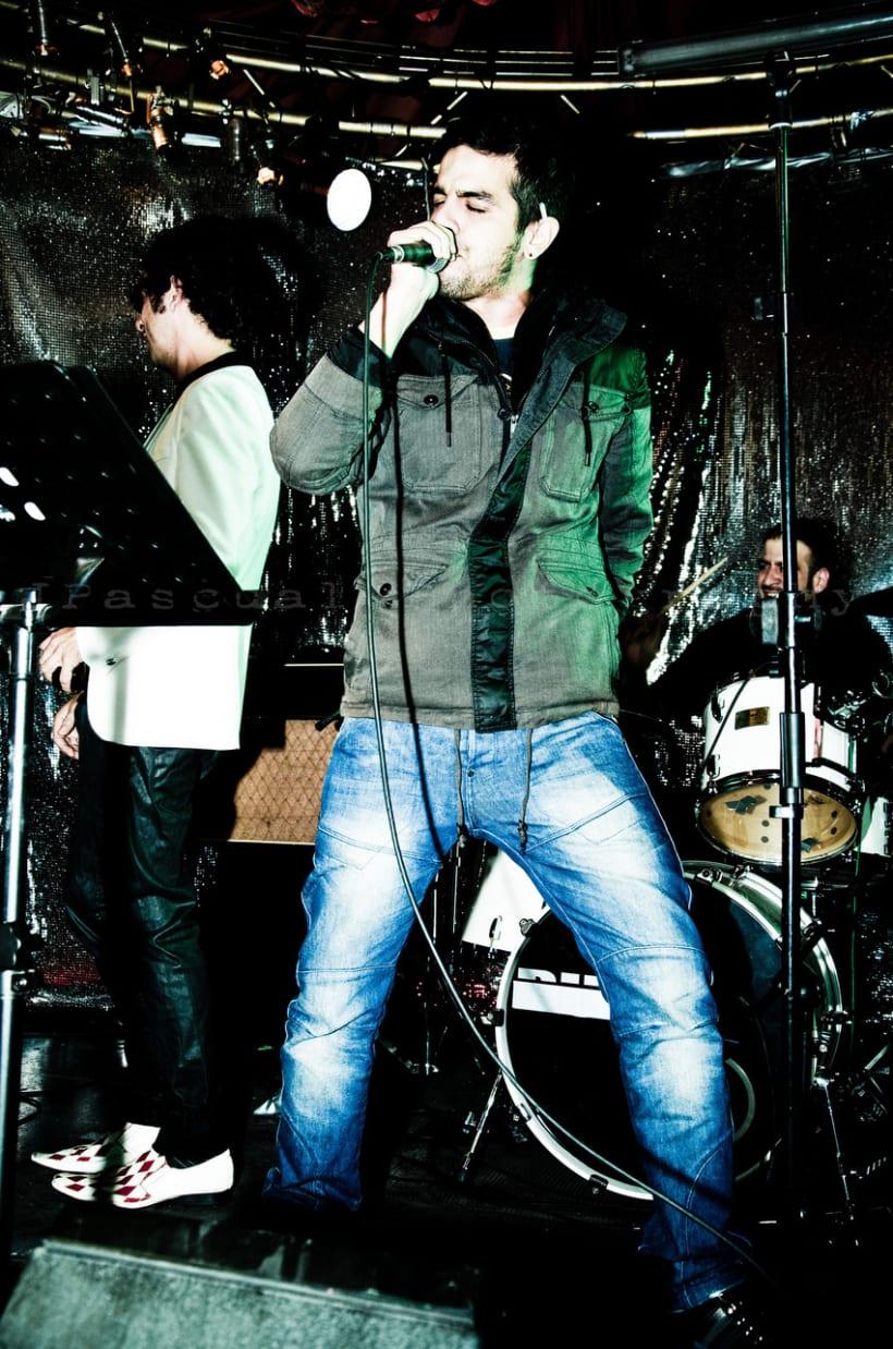 The Class Karaoke Night Live 08/11/2012 6