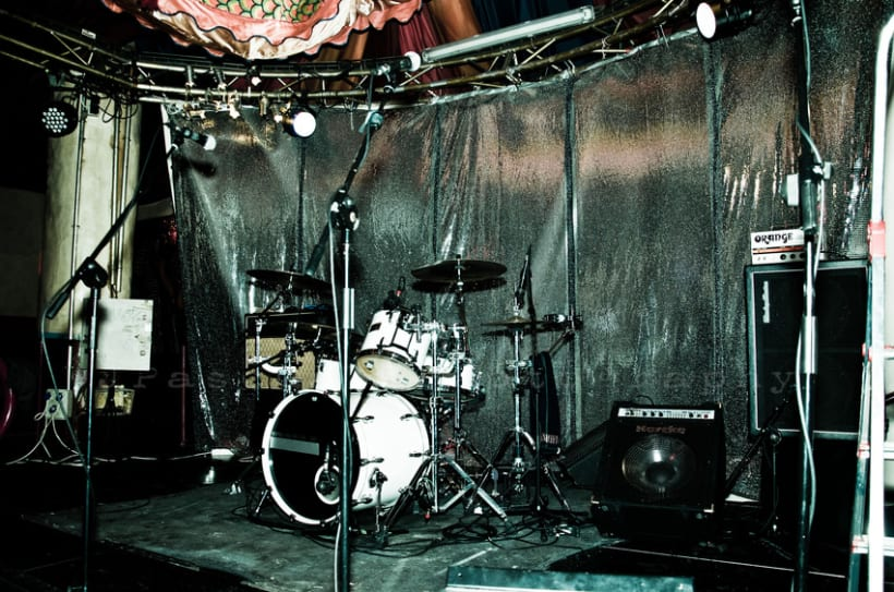 The Class Karaoke Night Live 08/11/2012 1