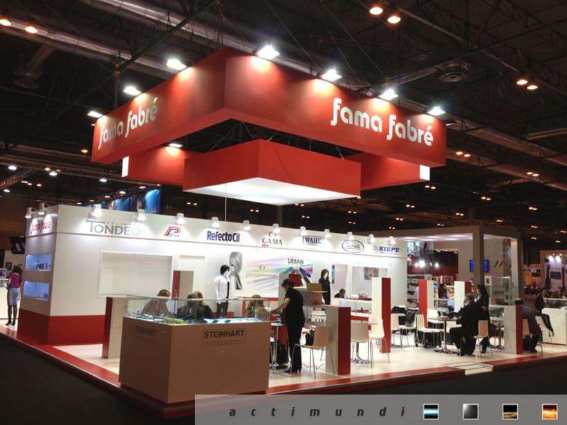 Salón Look Internacional 2012 - Fama Fabré 3