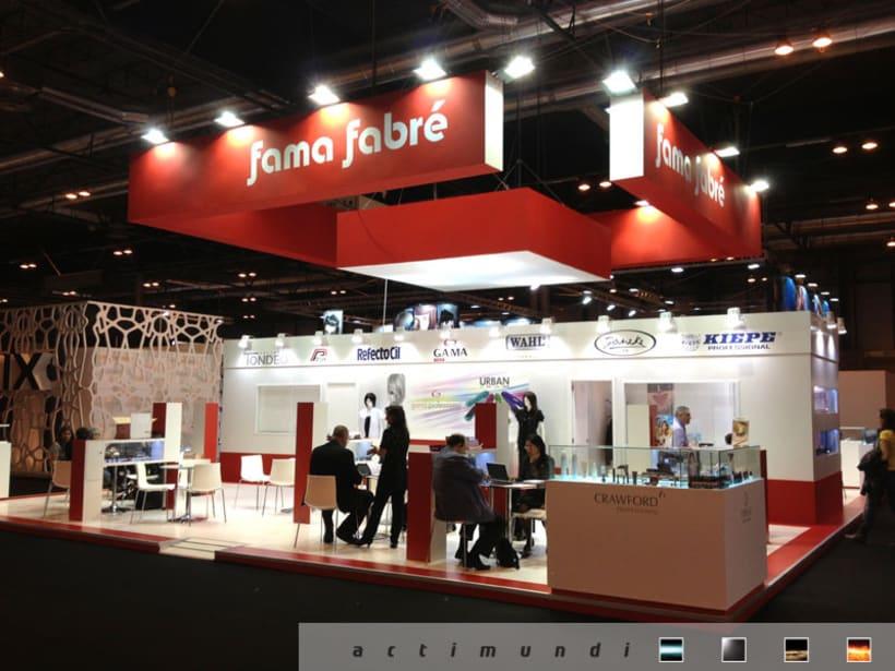 Salón Look Internacional 2012 - Fama Fabré 2