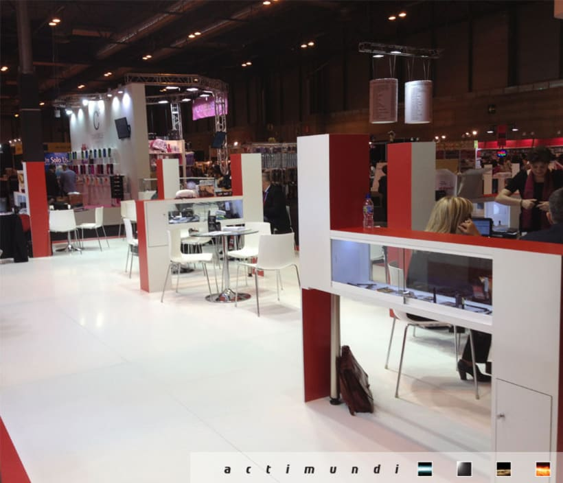 Salón Look Internacional 2012 - Fama Fabré 1