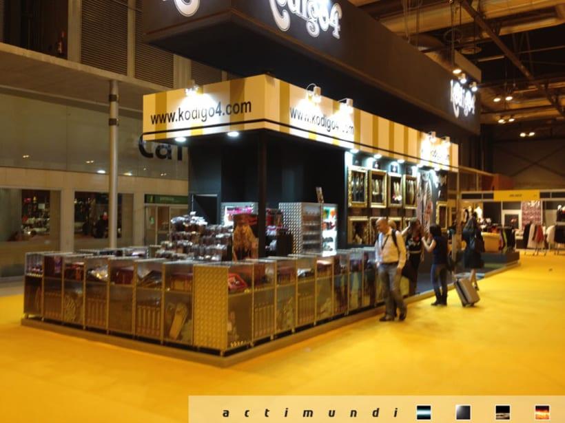 Salón Look Internacional 2012 - Kodigo 4 8