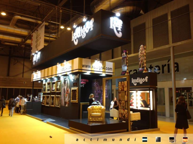 Salón Look Internacional 2012 - Kodigo 4 7