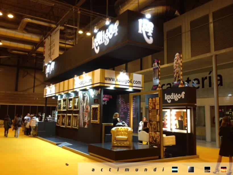 Salón Look Internacional 2012 - Kodigo 4 6
