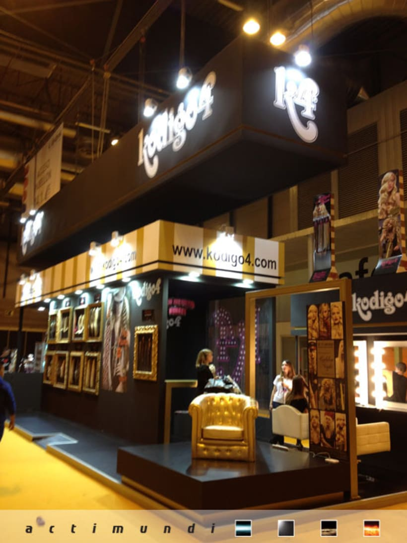 Salón Look Internacional 2012 - Kodigo 4 5