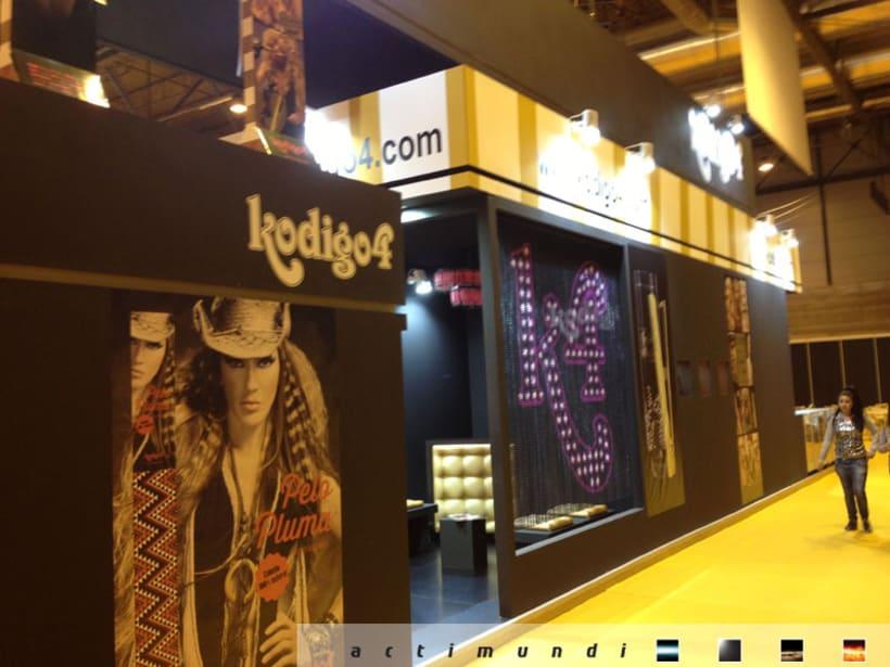 Salón Look Internacional 2012 - Kodigo 4 4