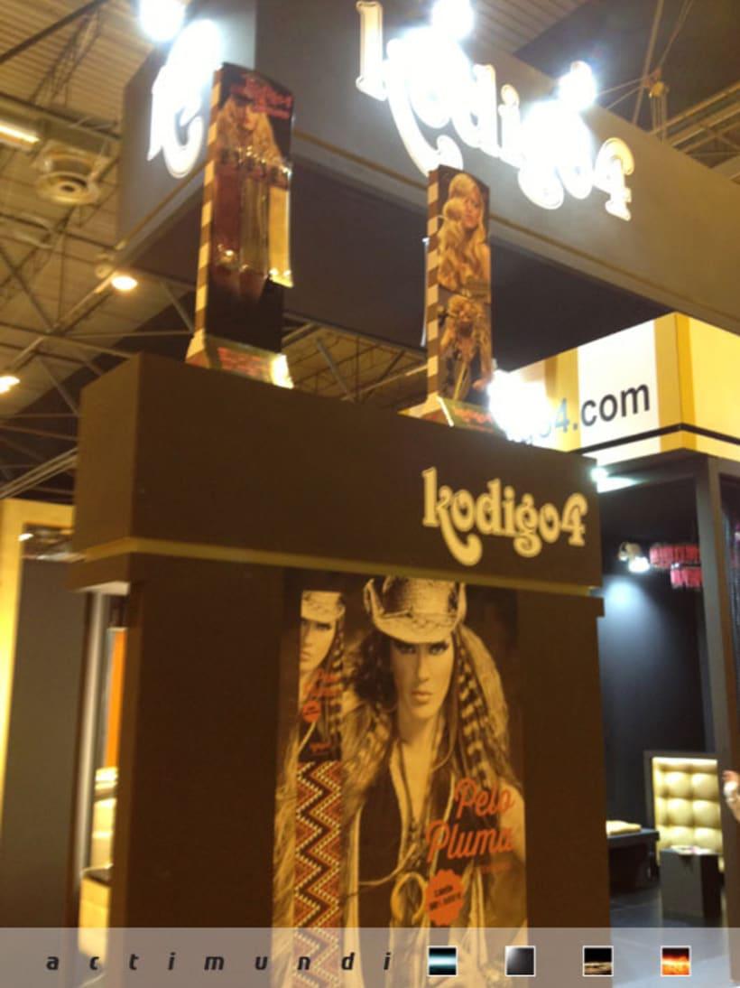 Salón Look Internacional 2012 - Kodigo 4 3
