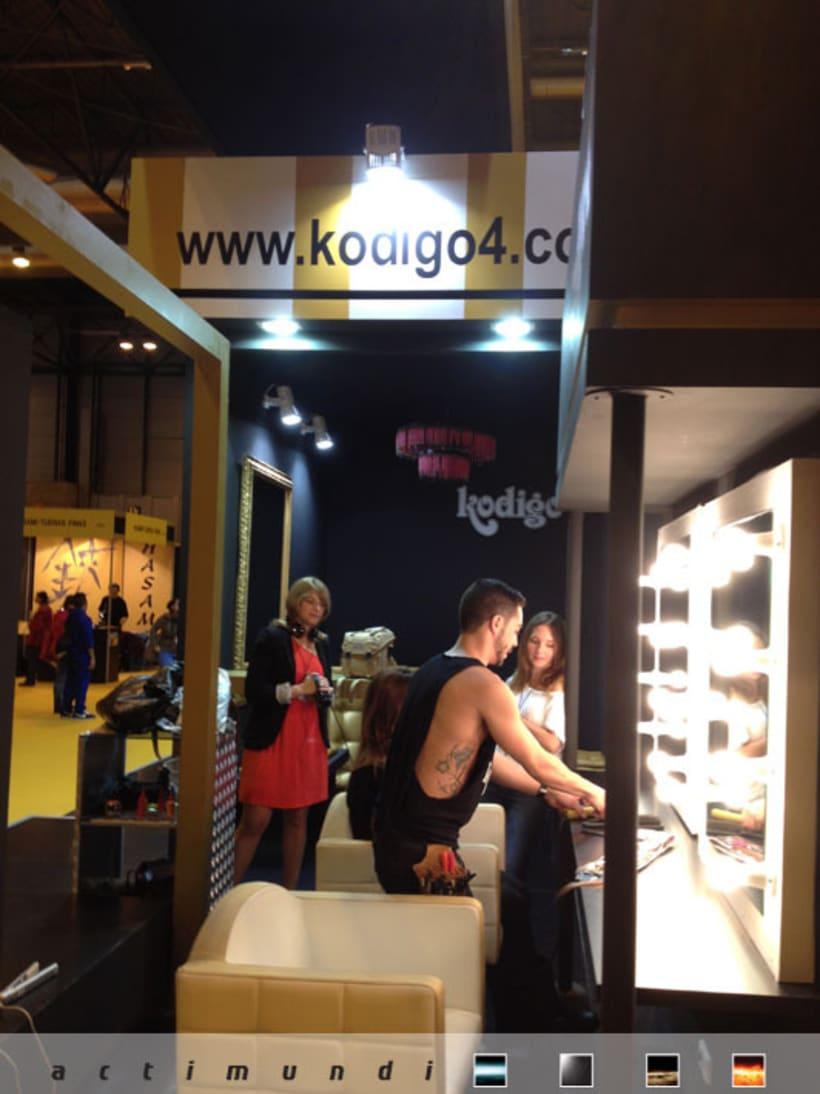 Salón Look Internacional 2012 - Kodigo 4 2