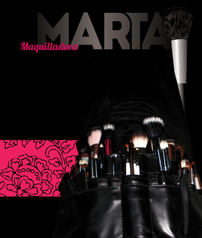 Marta Maquillaje 2