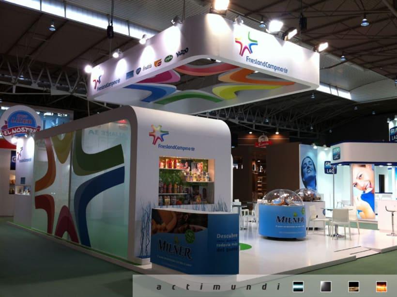 Alimentaria 2012 - Frieslandcampina 12