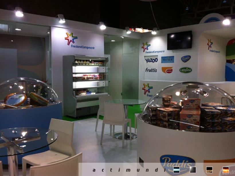 Alimentaria 2012 - Frieslandcampina 3